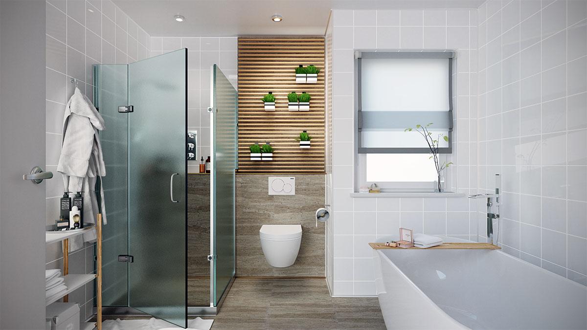 Kupatilo - render