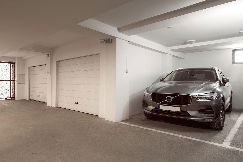 Garaža u suterenu zgrade - Cenzar nekretnine